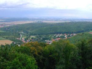Blick nach Stecklenberg